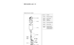 EHEIM Pickup - Model 45 - Compact Internal Filter Brochure