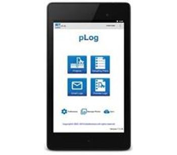 pLog - Tablet-Based Field Data Collection Software