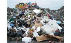 Multi-Purpose Industrial Shredder for Waste & Plastics
