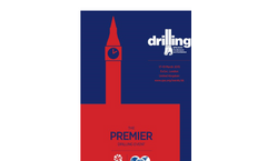 SPE/IADC Drilling Conference and Exhibition 2015 - Brochure
