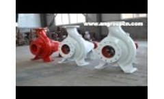 Slurry Pump Manufacturer -Shijiazhuang An Pump Machinery Co ,Ltd Video