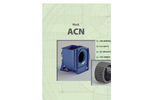 Coral - Model ACN - High Performance Fan Brochure