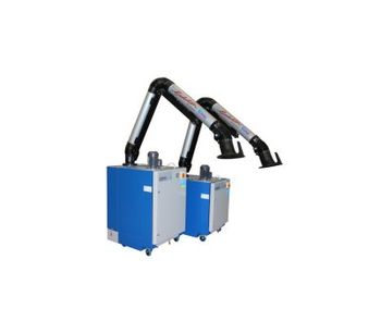 Coral - Model DF - Trolley Mounted Filter