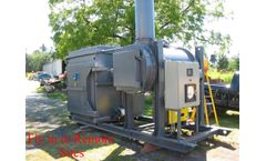 Transvit - Islands and Resorts and Remote Sites Batch Gasifier