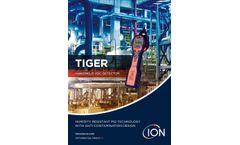 Tiger - Handheld VOC Gas Detector - Brochure