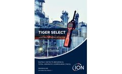 Tiger Select - Handheld Benzene Detector - Brochure