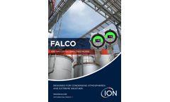 Ion Falco - Diffused Fixed VOC Gas Detector - Brochure