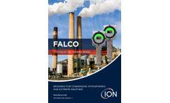 Falco Pumped - Fixed VOC Gas Monitor - Brochure