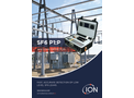 Ion LeakCheck - Model SF6 P1:p - Portable SF6 Leak Detector - Brochure