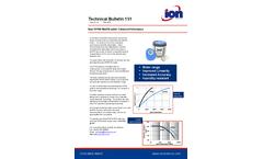 New 'HPPM' MiniPID pellet: Enhanced Performance - Technical Bulletin