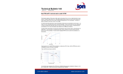 New PPM IonPID electrode stack or pellet 'HPPM` - Technical Bulletin
