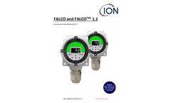 Falco and Falco TAC Fixed VOC Detector V1.2 Pumped V1.1 - User Manual