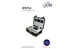 Ion LeakCheck - Model SF6 P1:p - Portable SF6 Leak Detector - User Manual