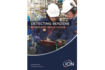 Detecting Benzene in Refinery Applications V1.0 - Brochure