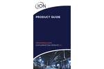 Ion Science Product Guide 2018 V1.0 - Brochure
