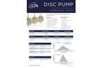 Ion Science - XP Series DP-S2-007 / DP-P2-008 Disc Pump Evaluation Kit - Datasheet
