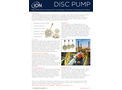 Ion Science - Disc Pump - Brochure