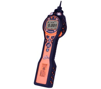 Ion Tiger - Handheld Humidity-Resistant VOC Detector