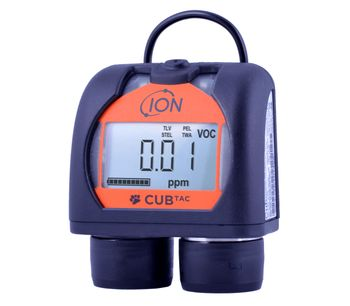 Ion CubTAC - Personal VOC Detector for TACs and Benzene