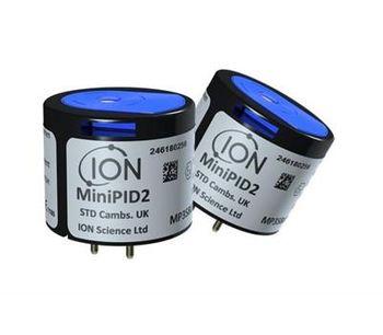 MiniPID 2 PID PPM - Photoionisation Detection (PID) Sensors