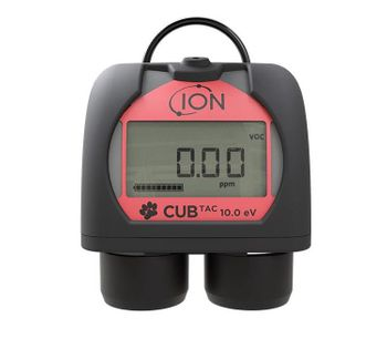 Cub TAC 10.0 eV - Personal Benzene Gas Monitor