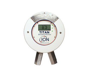 Titan - Fixed Benzene Specific Gas Monitor