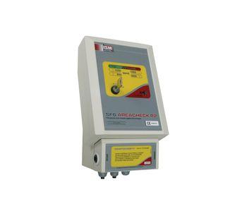 SF6 AreaCheck - P2 Fixed SF6 Gas Detector
