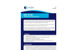 SBE 39-IM Temperature (P) Recorder Brochure