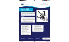 SAS Above Water Optical System Datasheet