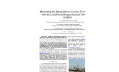 LOBO - Land/Ocean Biogeochemical Observatory Instrument Brochure