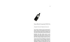 Model ECO FL - Optical Sensors Brochure