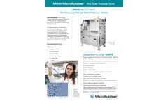 Microfluidizer - Model M815 - Pilot Scale Machines - Brochure