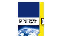 MINI-CAT™ Brochure (PDF 151 KB)