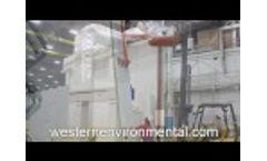 CMM Enclosures & Metrology Labs by Western Environmental Corporation Video