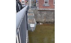 Senix AirWire Local LoRa Tracks River Data Alongside USGS Monitoring