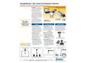 ToughSonic 50 - Cylindrical Housing - Datasheet