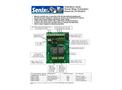 UA-TS-TB-2RYC - Sensor Relay Termination Board Installation Guide