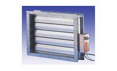 Model K200 - Low Leakage Energy Saving Damper