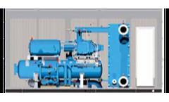 varimatik - Mono Compressor Water Condensed Chiller