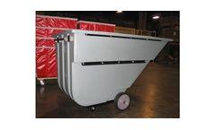 Model P-300 Series  - Tilt Trucks Carts