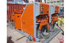 HD-Engineering - Model GP160-100 - Grout Pumps