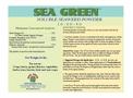Sea Green - Bio Stimulant with Macro & Micro Nutrients