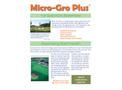 Micro-Gro Plus - Full Spectrum Bio Stimulant Fertilizer