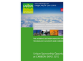 Unique Sponsorship Opportunities at Carbon Expo 2012 Brochure