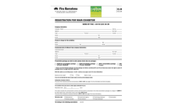 Carbon Expo 2011 - Participation Form and Rules