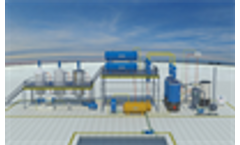 Fully automatic waste plastic pyrolysis plant and distillation all in one machine