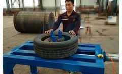 DY - Model DY - Tyre doubling&unpacking machine