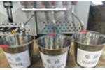 Pyrolysis plastic to diesel plant demo that processing plastic to diesel