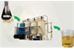 Waste oil to diesel distillation waste oil to diesel