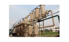 Waste Engine Oil to Diesel Machine